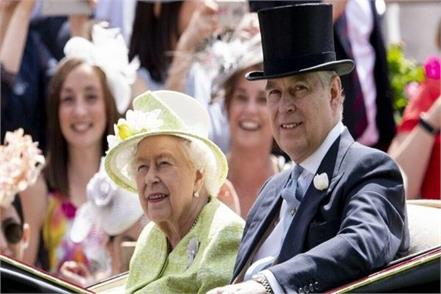 london prince andrew