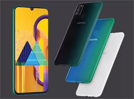 samsung galaxy m series smartphones