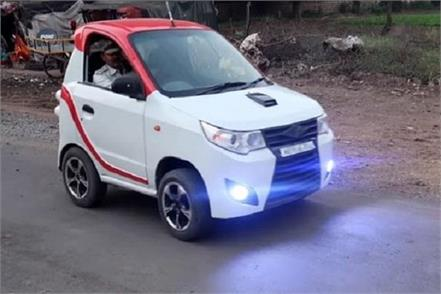 modified hyundai santro