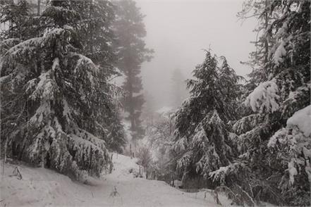 heavy snowfall in himachal