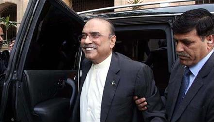 asif ali zardari gets bail on medical grounds
