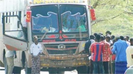 eight killed in kenya bus attack