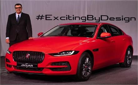 jaguar xe facelift launched in india