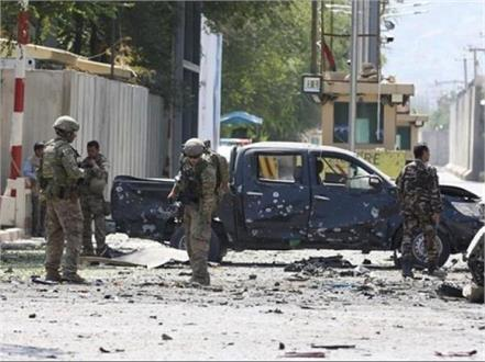 taliban steps up attacks in afghanistan following peace talks   pause
