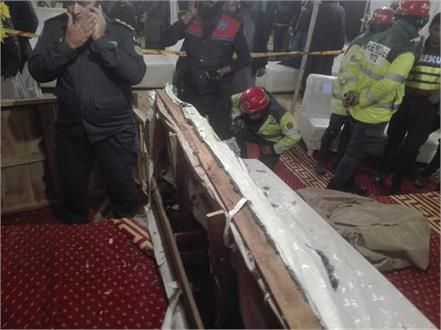 pakistan  1 killed  5 injured in lahore blast