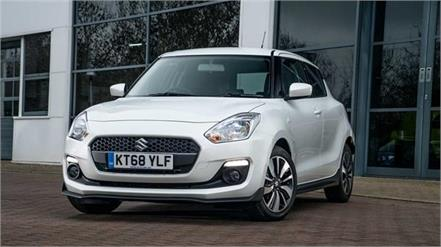 suzuki swift attitude edition launched
