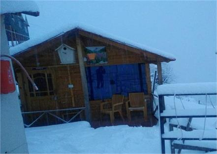kashmir himachal and uttarakhand in snowfall