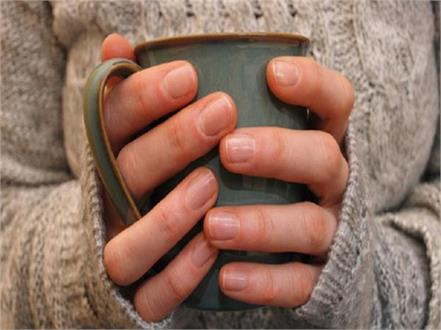 fingers swelling