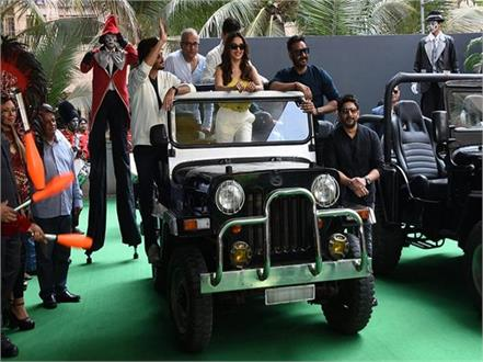total dhamaal trailer launch