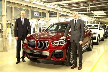 2019 bmw x4 launched in india