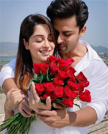 dipika kakar and shoaib ibrahim celebrate first valentine day