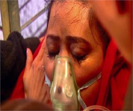bharti singh gets asthma attack
