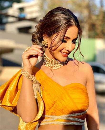hina khan photoshoot