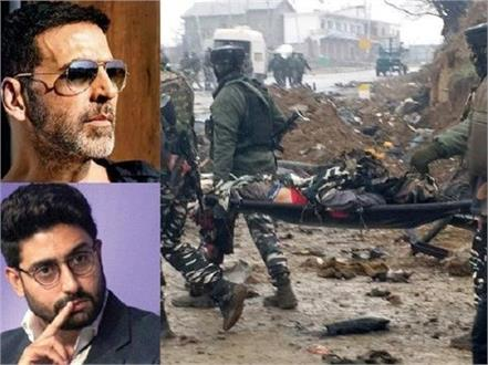 akshay madhavan more actors react to pulwama terror attack