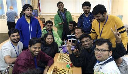 the first round of arrowflight international chess has been canceled