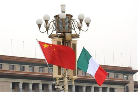 italy will participate in china program despite objection of european countries