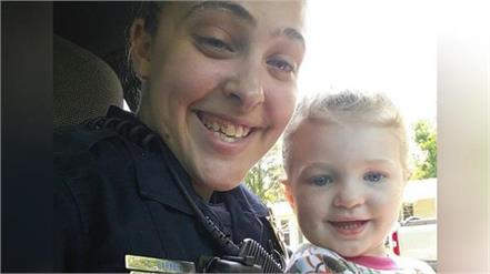 female police officer performing boss sex death in 3 year old daughter car