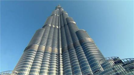 these are the 10 tallest buildings in the world  seen in pictures