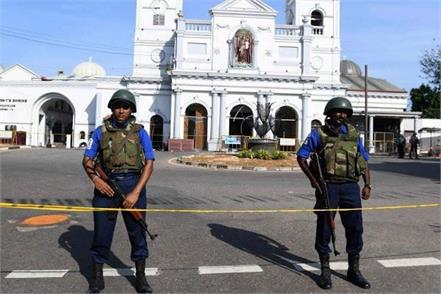 colombo on high alert following reports of explosives laden van