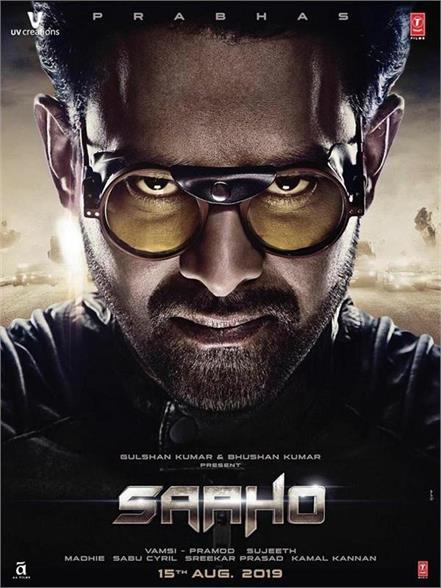 prabhas saaho to release on august 15