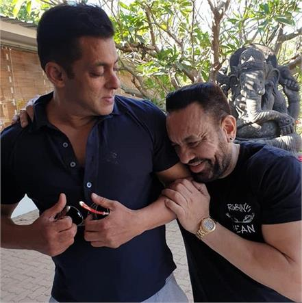 salman khan bodyguard shera leving royal life