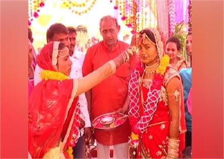 gujarat tribal village grooms sister marriage