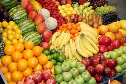 fruits health benifits