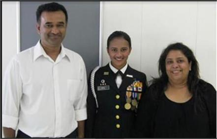 indian american simran patil is an american army officer