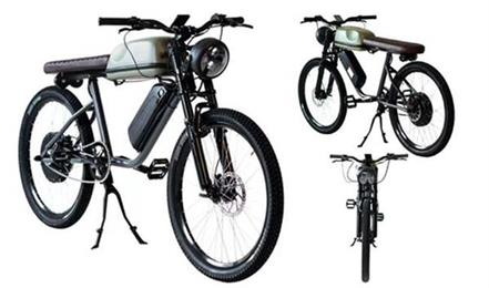 tempus titan r electric bike