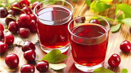 cherry is also able to provide relief from joint pain and good sleep