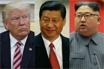 prior to meeting trump  the chinese president will meet kim jong