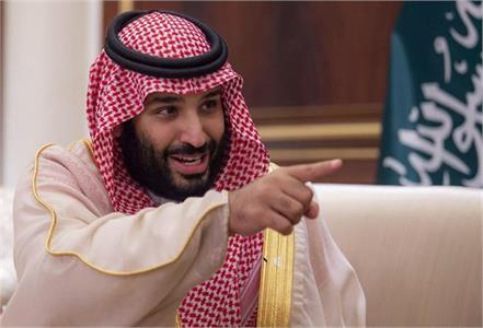 the pressure should be made on the crown prince  s property