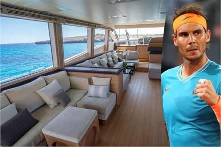 nadal will sell their luxury yachts  the price will be left wondering