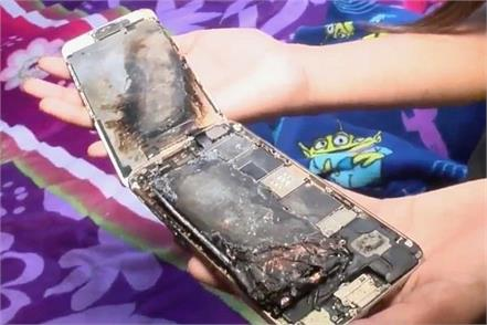 11 year old california girl says her iphone 6 exploded