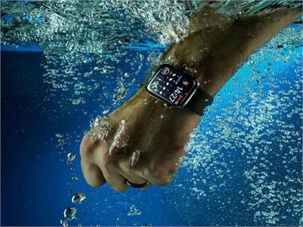 apple smart watch saved a person from drowning