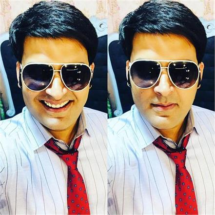 kapil sharma got a new look after 6 months