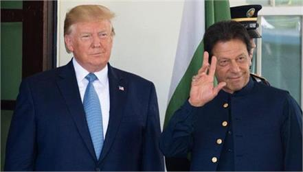 united states  trump and imran khan