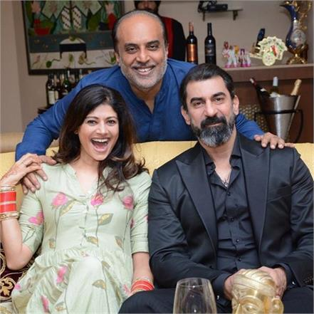 pooja batra marries nawab shah secretly