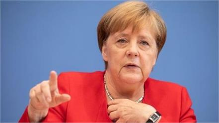 people came from different countries made america strength  merkel