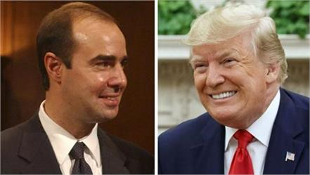trump nominates eugene scalia as new labor minister