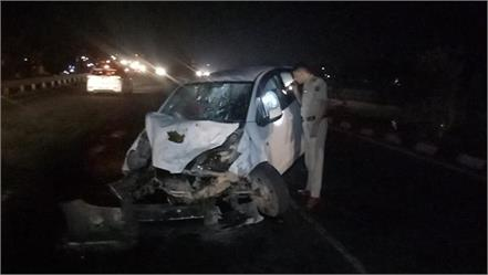 jalandhar focal point road accident 2 deaths
