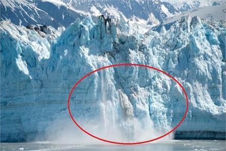 alaska mountain explodes