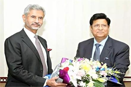 bangladesh  subramaniam jaishankar