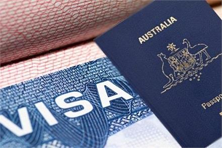 australia  number of visa takers increases
