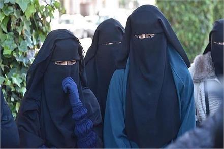 pakistan  burka mandatory