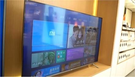 xiaomi mi tv pro bezel less design