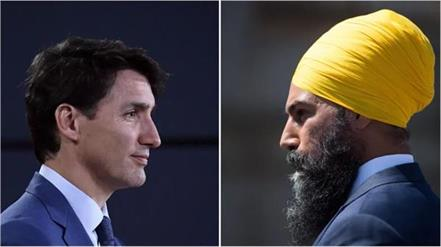 trudeau want apologize singh