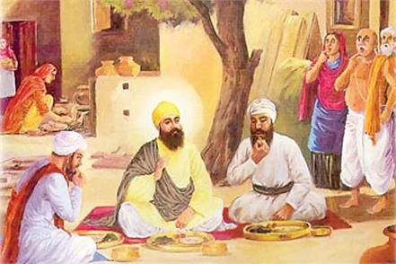 the sikh of guru nanak ji bhai lalo ji