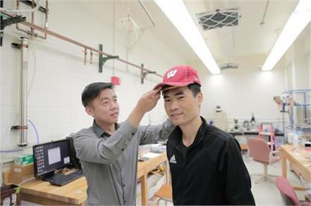 baldness treatment  scientists develop wearable tech