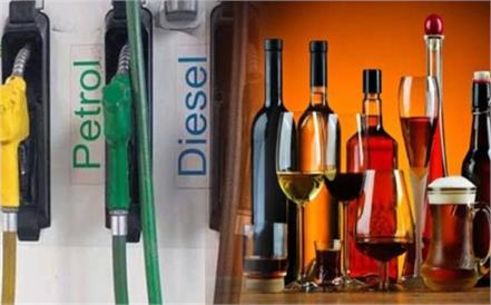 madhya pradesh increases vat on petrol  diesel and alcohol by 5